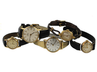 Vintage ladies watches