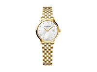 Woman's raymond weil watch