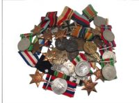 A full medal collection