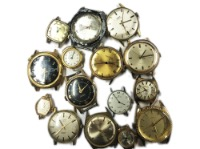 Group of watch heads
